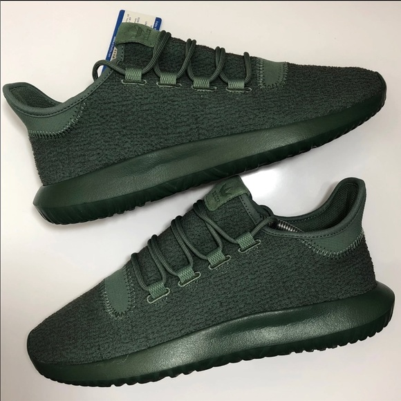 adidas Mens Tubular Shadow Athletic & Sneakers Green